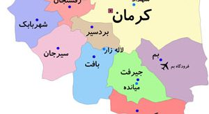 فروش عمده گیاه دارویی خاکشیر در بازار کرمان