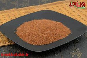 قیمت خرید و فروش خاکشیر همدان با کیفیت درجه در یک در بازار روز